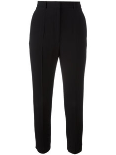 классические укороченные брюки Alexander McQueen