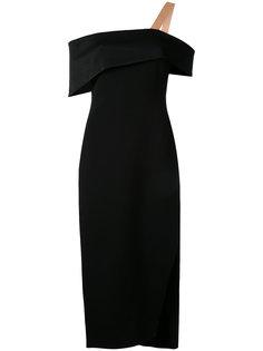 платье с открытыми плечами Rendition GINGER & SMART