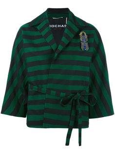 куртка в полоску  Rochas