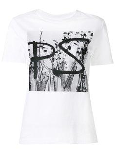 футболка с диджитал-принтом Ps By Paul Smith