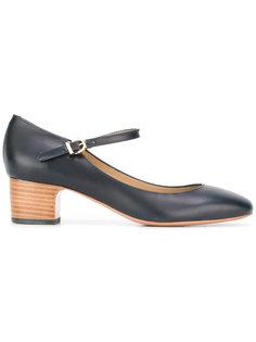 туфли-лодочки с ремешком на щиколотку A.P.C.
