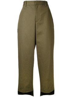 укороченные брюки Astraet