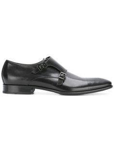 строгие ботинки-монки Boss Hugo Boss
