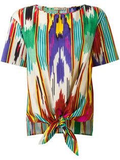 футболка с этническим принтом Etro