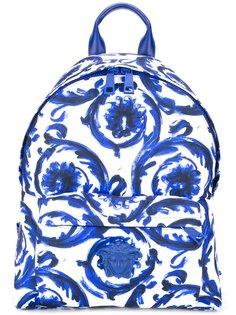 рюкзак  Baroque Medusa с орнаментом Versace