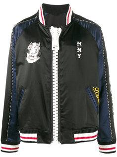 куртка с заклепками Maison Mihara Yasuhiro