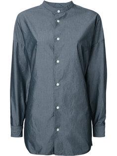 рубашка с воротником-стойка En Route