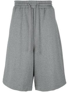 спортивные шорты с вышивкой Juun.J