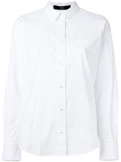 рубашка с кружевом Steffen Schraut