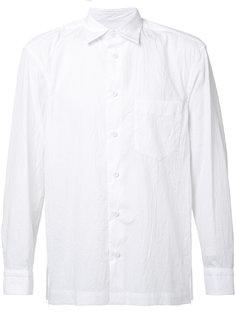рубашка с нагрудным карманом Issey Miyake