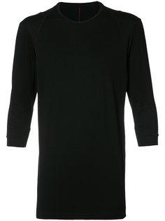 футболка с рукавами три четверти Devoa