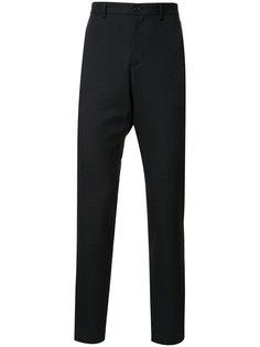 брюки прямого кроя A.P.C.