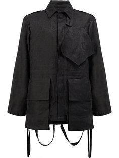 жаккардовая куртка  Aganovich