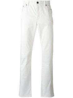 брюки прямого кроя  John Varvatos
