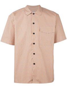 рубашка с короткими рукавами Ami Alexandre Mattiussi