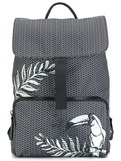 рюкзак с изображением тукана Zanellato