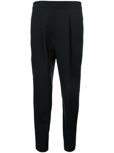 укороченные брюки с высокой талией En Route