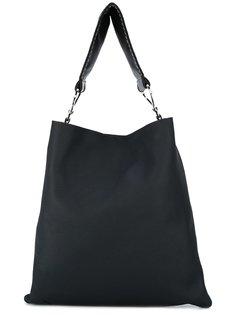сумка-тоут с утолщенной лямкой Marni