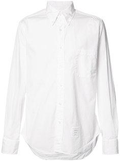 рубашка с воротником на пуговицах Thom Browne