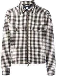 куртка с накладными карманами на молнии Ami Alexandre Mattiussi