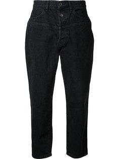 мешковатые укороченные брюки En Route
