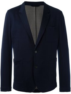 пиджак с застежкой на 2 пуговицы без подкладки  Ami Alexandre Mattiussi