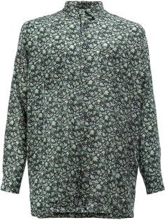 рубашка с цветочным принтом   08Sircus