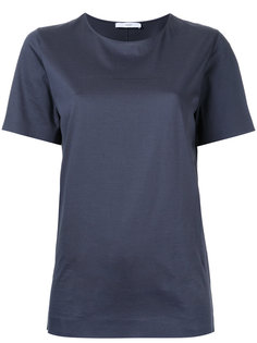 однотонная футболка Astraet
