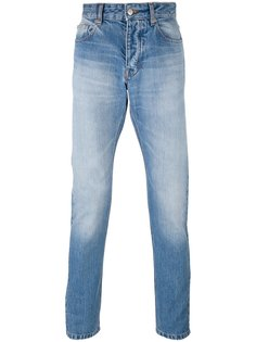 джинсы кроя Ami Ami Alexandre Mattiussi