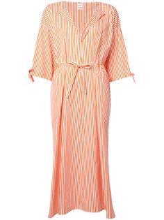 платье в полоску Maison Rabih Kayrouz