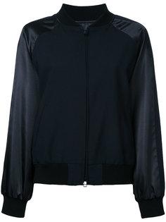 куртка бомбер с панельным дизайном En Route