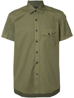 рубашка с короткими рукавами Belstaff