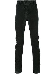 джинсы кроя слим  11 By Boris Bidjan Saberi