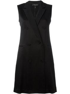 двубортное платье шифт Rag & Bone
