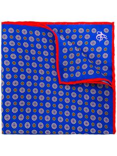 нагрудный платок с узором Canali