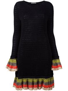 вязаное платье Marco De Vincenzo