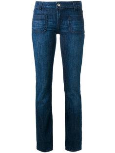 прямые джинсы Dondup