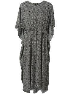 платье с геометрическим принтом Steffen Schraut