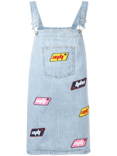 джинсовое платье  Au Jour Le Jour