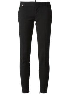 брюки скинни Dsquared2