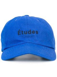 бейсболка с логотипом Études