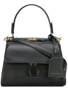 сумка с двойной молнией Victoria Beckham