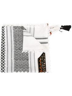 шарф в этническом стиле Bazar Deluxe