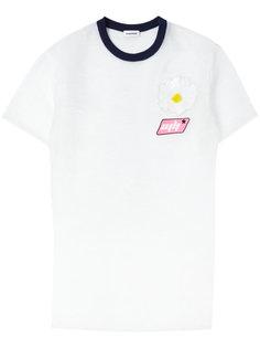 прозрачная футболка  Au Jour Le Jour