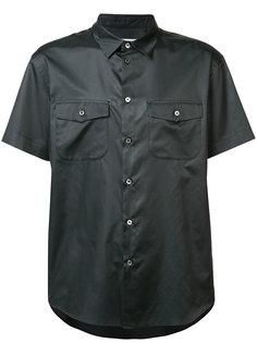 рубашка с короткими рукавами Julien David
