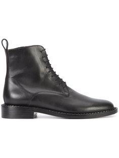 армейские ботинки Robert Clergerie