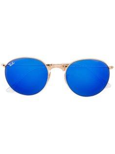 солнцезащитные очки в круглой оправе Ray-Ban