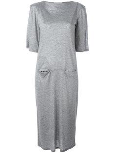 длинное платье  Facetasm