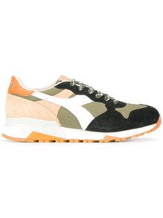 кроссовки с панельным дизайном   Diadora