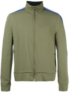 спортивная куртка на молнии MSGM